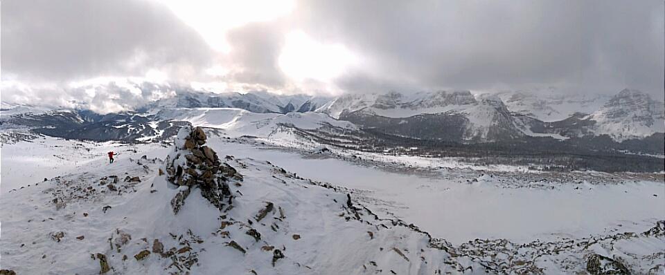 Healy Pass Peak & Ramparts*