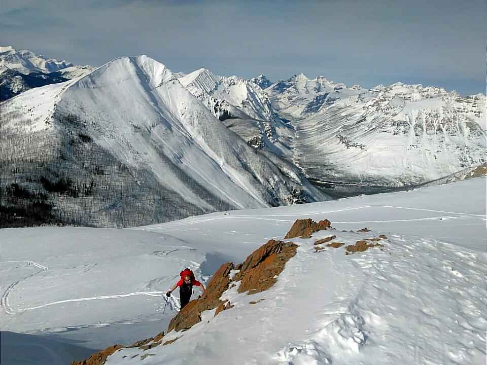 Mount Haffner **