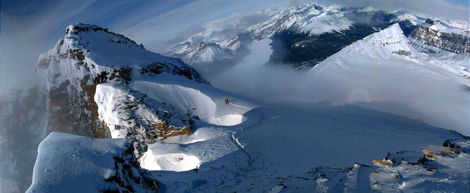 Mount Hector **